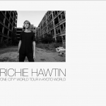 "MINUS PRESNTS  ""ONE CITY"" RICHIE HAWTIN JAPAN TOUR"